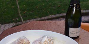 Champagne  ( à base de crème)