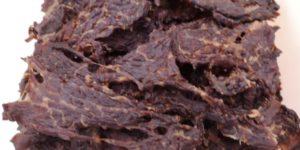 Viande de boeuf jerky